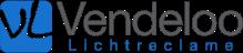 Vendeloo Lichtreclame logo